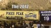 2012 Pikes Peak Marathon Starting Line