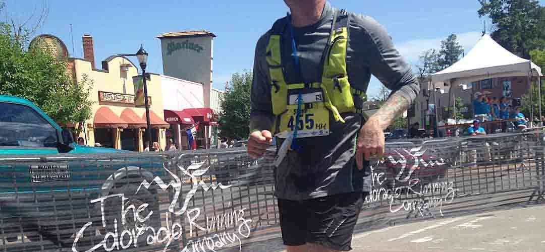 Steve Lemig Finishes 2016 Pikes Peak Marathon