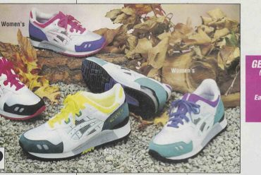 1991 Men's & Women's Asics Gel-Lyte III