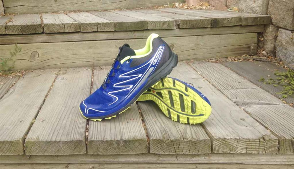 Salomon Sense Pro Trail Running Shoe