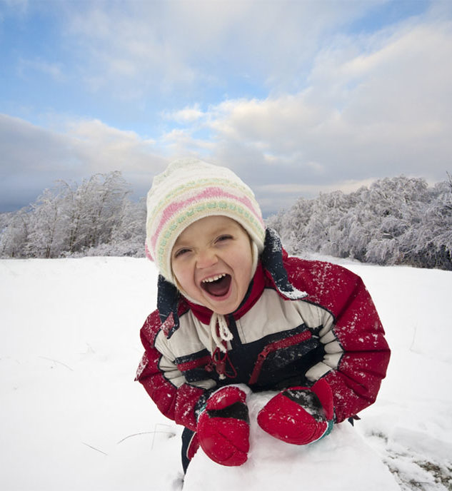 How to treat frostnip and frostbite in children