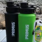 Wilderdad 2 Primus 0.6 Liter Water Bottles