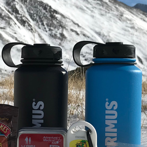 Wilderdad Primus .75L Insulated Bottles