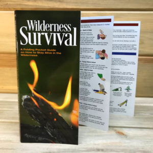 Wilderdad Wilderness Survival Pocket Guide