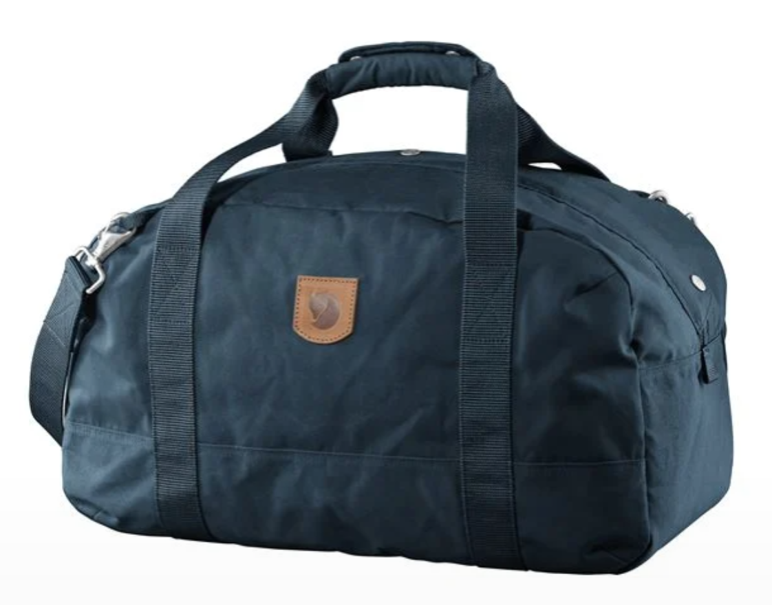 Fjallraven's Greenland Duffel is a perfect outdoor gift for dad.