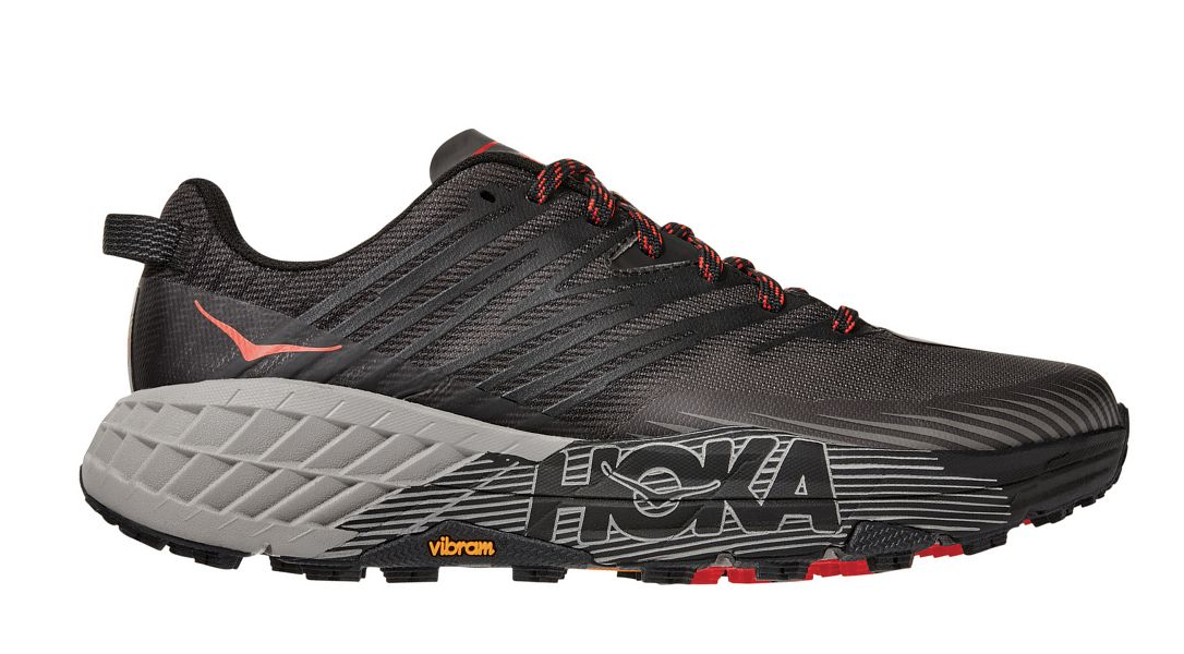HOKA trail shoes = great gift for dad