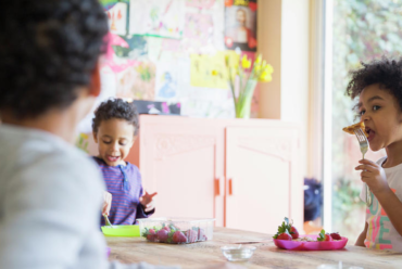 Healthy breakfasts are key for kids